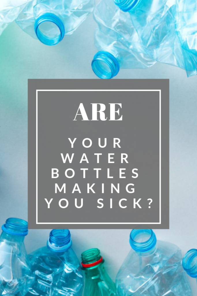 Are your water bottles making you sick from phthalates