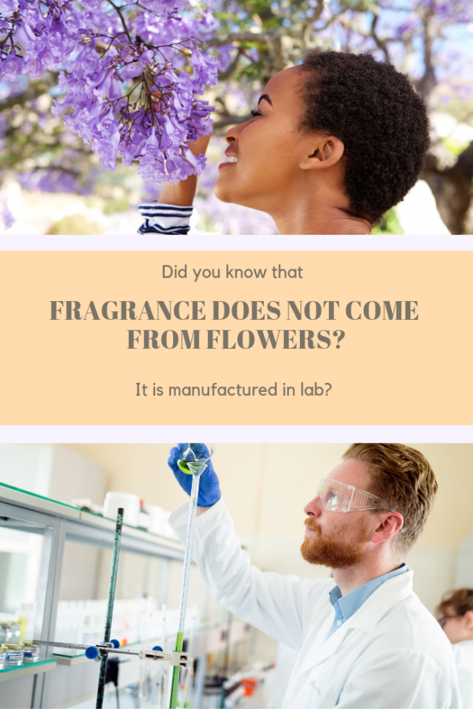 Avoid products with fragrance