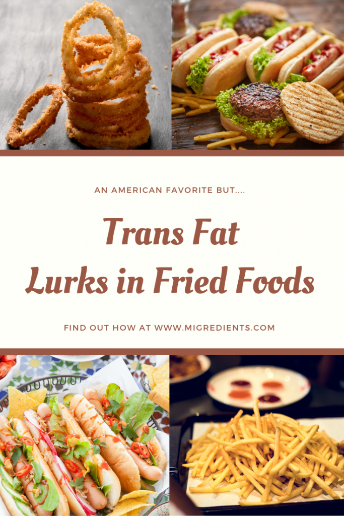 Why trans fat is bad for you